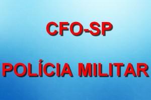 concurso polícia militar - sp cfo 2015