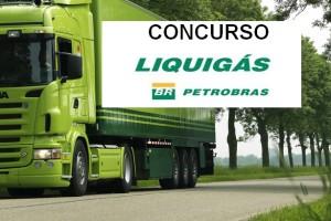 caminhão concurso liquigas distribuidora