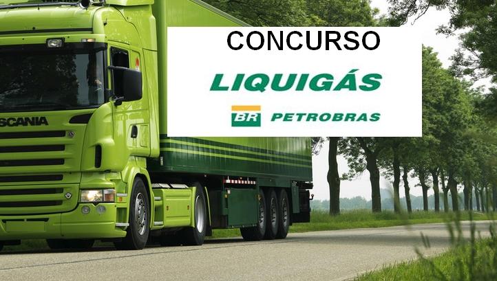 caminhão concurso liquigás distribuidora