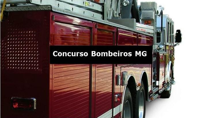 bombeiros mg concurso 2016