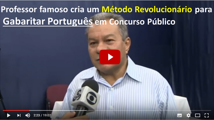 gabaritar português
