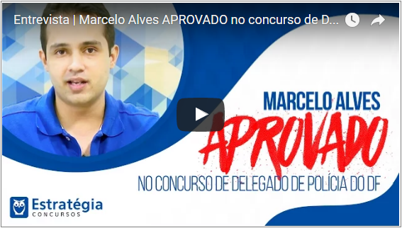 aprovado pdf video aula estrategia