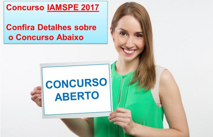 detalhes do IAMSPE 2017