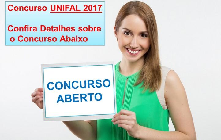 concurso publico unifal auxiliar administração