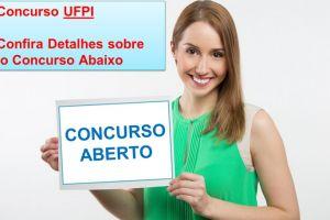 ufpi concurso 2017 aberto