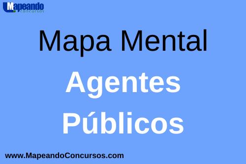 Mapa Mental Agentes Públicos