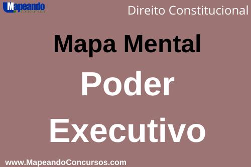 Mapa Mental do Poder Executivo
