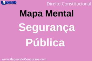 mapa mental da segurança pública